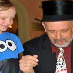 Zauberer Berlin Kinder Einschulung